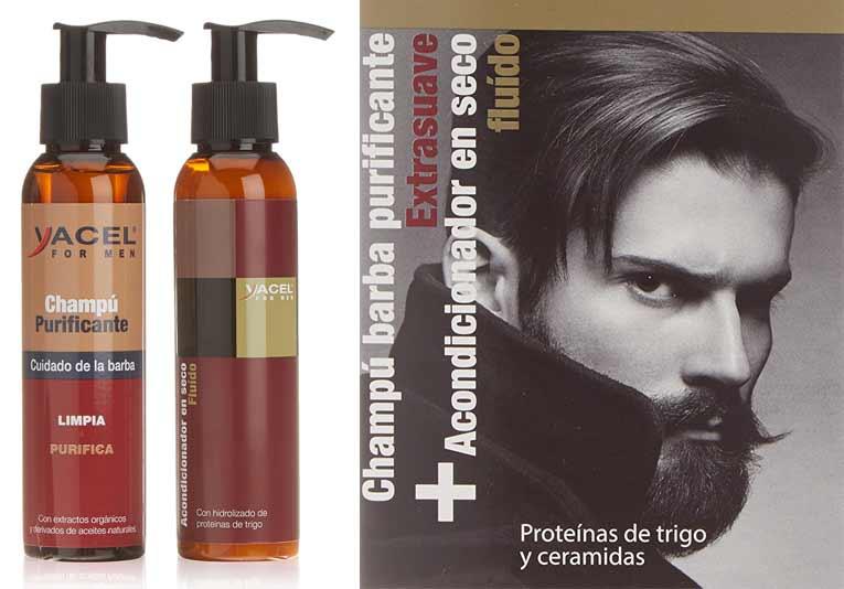 Productos para el cuidado de la barba baratos