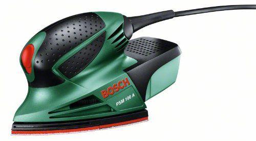Bosch PSM 100 A – Lijadora (900g)