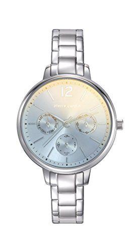 Pierre Cardin Ledru Femme Steel pc107592F01* UVP & # x20ac; 139,90 Relojes Pierre Cardin