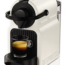 Krups Inissia XN1001 – Cafetera Nespresso, color blanco, 16 capsulas, 1260 W, color blanco Las Cafeteras de cápsulas más vendidas