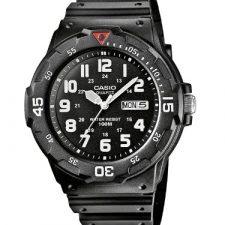 Casio MRW-200H-1BVEF – Reloj analógico de cuarzo para hombre Relojes