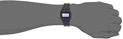 c2d2c1cbc03f Casio Collection – Reloj Hombre Correa de Resina W59-1V
