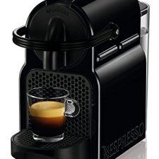 DeLonghi Nespresso Inissia EN 80.B – Cafetera automática, 19 bares, color negro Las Cafeteras de cápsulas más vendidas