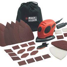 Black & Decker BEW230BC-QS – Lijadora de detalles (55 w, 230 v) Bricolaje y herramientas