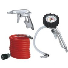 Einhell – Set de 3 accesorios para compresor de aire comprimido Bricolaje y herramientas