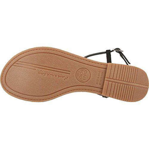 GIOSEPPO ARANZAZU 39157 sandalias de tiras mujer. Cuero y pedrería.