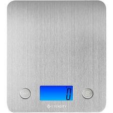 Etekcity Báscula Digital para Cocina, 5 kg / 11 lbs Pequeño electrodoméstico