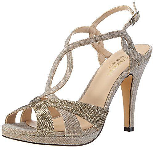Paco Mena Durcal – Sandalias de vestir de material sintético para mujer Zapatos Paco Mena