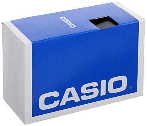 Casio Collection – Reloj Hombre Correa de Resina MQ-24-7BLL
