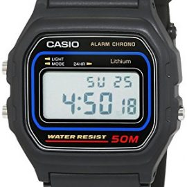 Casio Collection – Reloj Hombre Correa de Resina W59-1V