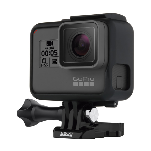 Cámara digital GoPro HERO 5 Black de 12 MP