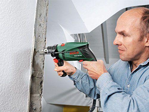 Bosch PSB 500 RE – Compact – Taladro Percutor 500W