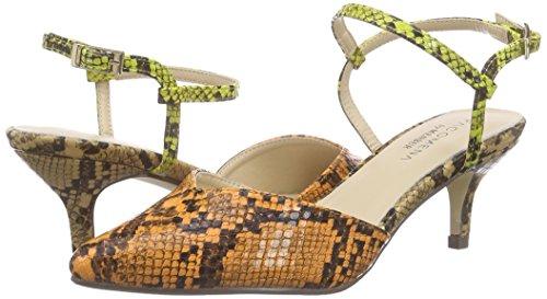 Paco Mena Aloe 2 – Zapatos de Talón Abierto Mujer