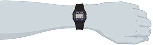 Casio Collection – Reloj Hombre Correa de Resina F-91W-1YER