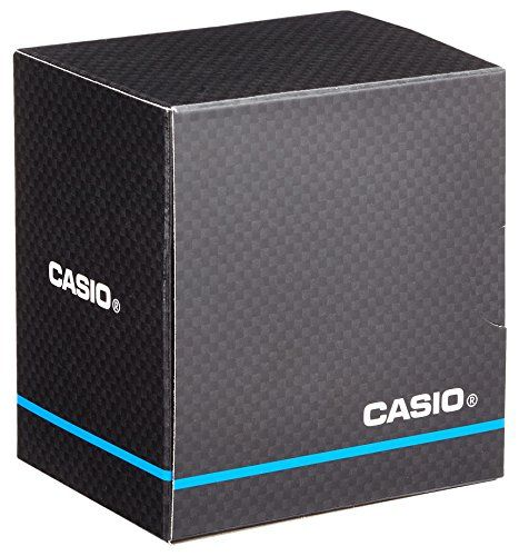 Casio Collection – Reloj Hombre Correa de Resina W59-1V