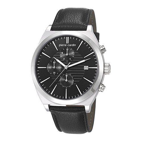 Pierre Cardin pc106701f02 - Reloj para hombres color negro