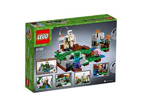 LEGO Minecraft - Set El gólem de hierro (21123)