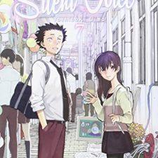 A Silent Voice Vol. 7 Cómics y manga