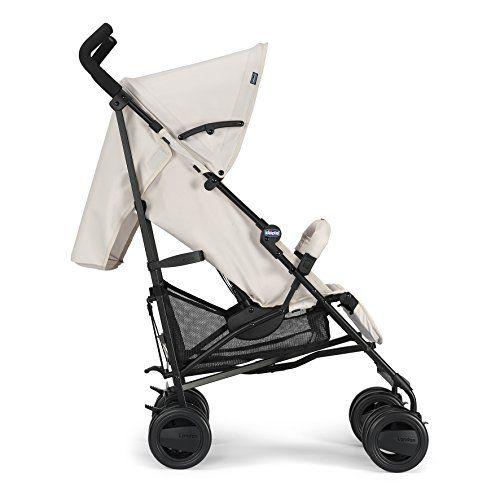 Chicco London – Silla de paseo, 7.2 kg, compacta y manejable, color