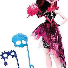 Monster High – Draculaura, monstruitas photocall (Mattel DNX33)