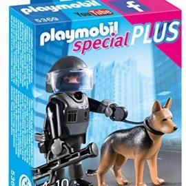 Playmobil – Policía especial con perro (53690)