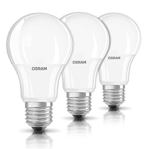 Osram Base Classic A – Lámpara LED, E27, color blanco