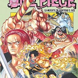One Piece Nº59: La muerte de Portgas D. Ace (Planeta de Agostini)