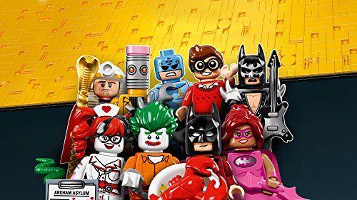 LEGO Minifigures – La película Batman (71017)