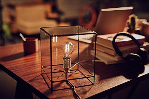 Philips – Bombilla esférica LED, luz blanca cálida, 2,5 W,