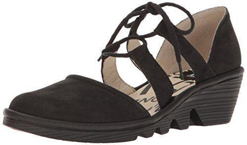 Fly London Poma – Zapatos de cuña para mujer, varios colores. Fly London