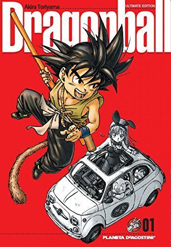 Dragon Ball nº 01/34 (DRAGON BALL ULTIMATE)