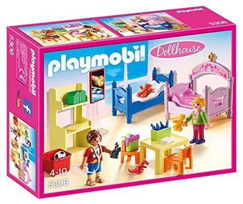 Playmobil – Habitación de los niños (53060) Ofertas en Playmobil