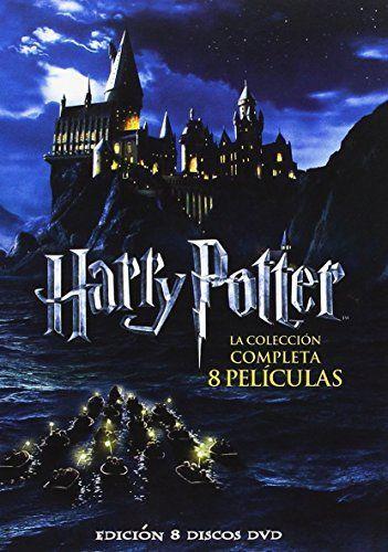 Harry Potter: Colección Completa Box Set [DVD]