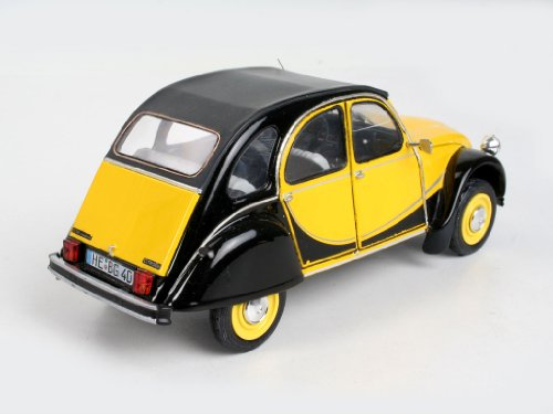 Revell – Maqueta Citroën 2CV Charleston, escala 1:24 (07095)