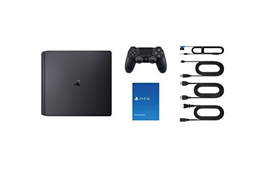 PlayStation 4 Slim (PS4) – Consola de 500 GB