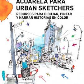 Acuarela para Urban Sketchers