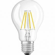 Osram Retrofit Classic A Dimmable – Lámpara LED, E27, color blanco Bombillas LED