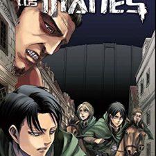 Ataque a los Titanes 5 (CÓMIC MANGA) Cómics y manga