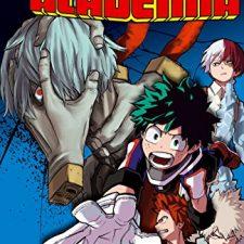 My Hero Academia nº 03 Cómics y manga