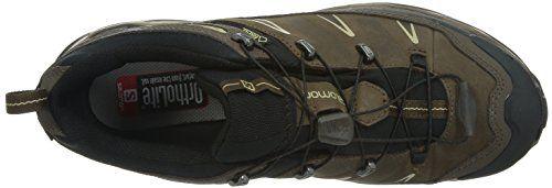 SalomonX Ultra LTR GTX - zapatillas de trekking y senderismo Hombre, Brown, 41 1/3
