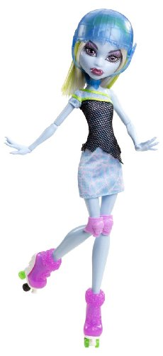 Monster High – Monstruopatinadora Muñecas Monster High