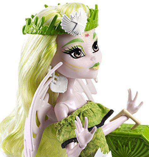 Monster High - Batsy Claro, estudiantes de miedo (Mattel CHL41)