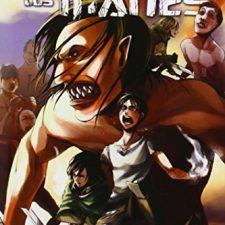 Ataque a los Titanes 12 (Manga – Ataque A Los Titanes) Cómics y manga