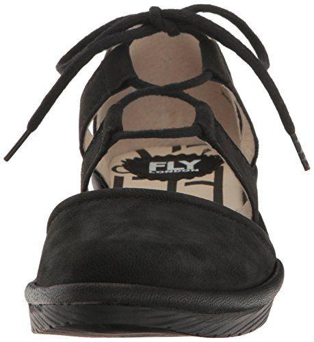 Fly London Poma – Zapatos de cuña para mujer, varios colores.