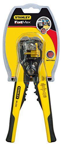 Stanley FMHT0-96230 – Alicate pelacables Automático