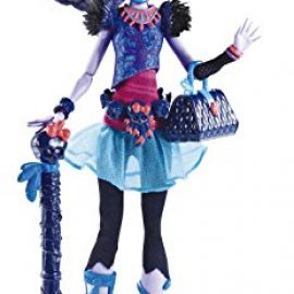 Monster High – Muñeca Jane Boolittle (Mattel BLV97)
