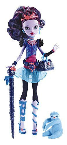Monster High – Muñeca Jane Boolittle (Mattel BLV97) Muñecas Monster High