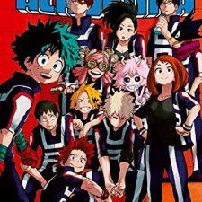 My Hero Academia – Número 04 Cómics y manga