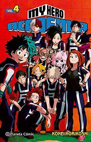 My Hero Academia – Número 04
