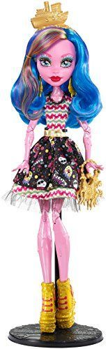 Monster High – Gooliope pirata (Mattel FBP35) Muñecas Monster High